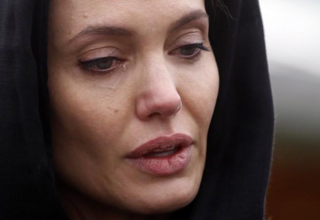 """И таа """"потклекна"""": Анџелина Џоли отвори профил на Инстаграм и објави потресна порака (ФОТО)"""