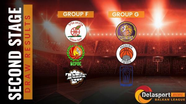 Куманово и ТФТ ги добија противниците во втората фаза од БИБЛ лигата