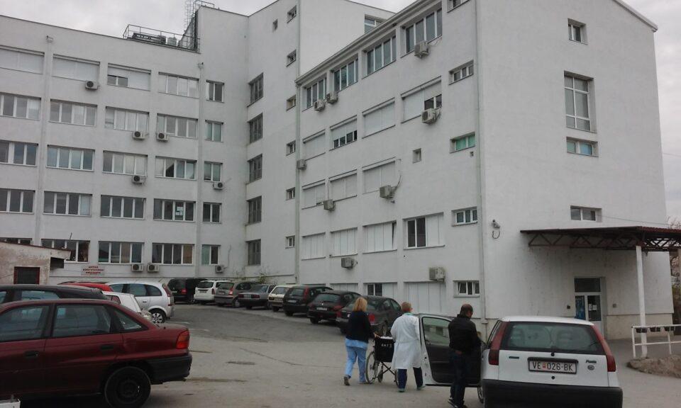 Во македонските клиники се хоспитализирани 589 лица заразени со коронавирус