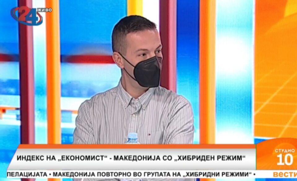 Божиновски: Пописот треба да се одложи за следната година, постои реален страв кај луѓето дека ќе се заразат од короната