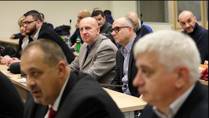 """Осудени за случајот """"27-ми април"""" добија намалување на казните, еве по колку години ќе поминат во затвор"""