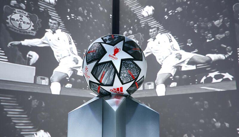 ФОТО: УЕФА ја претстави новата топка на Лигата на шампиони