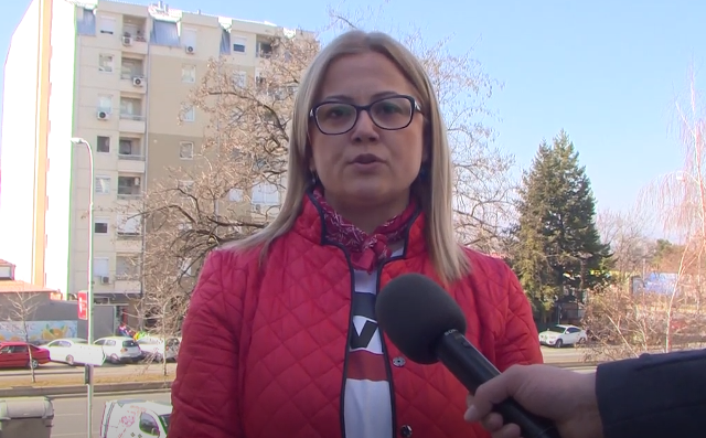 Стојаноска по посетата на жителите на Ѓорче Петров: На предвремените парламентарни избори народот ќе ја казни актуелната власт