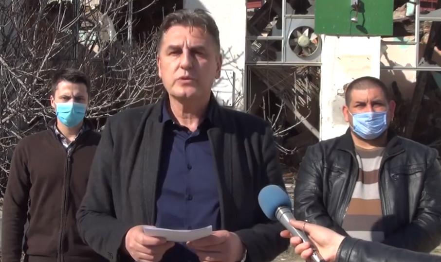 Дрвошанов: Измина цел месец од пожарот во ТЦ Глобал во Струмица, како опозиција нема да изостане нашата задача и бараме одговорност и агилност од властите
