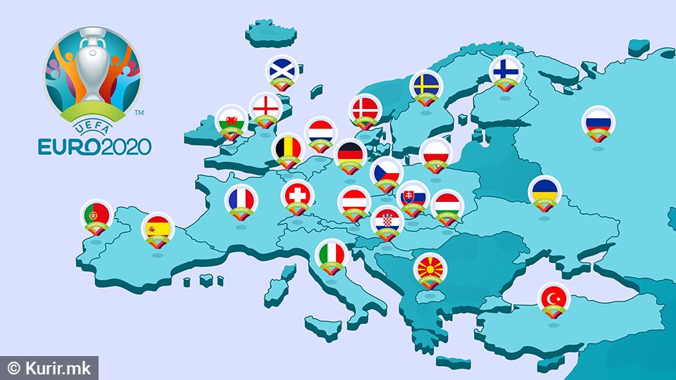 УЕФА во април ќе одлучува дали и колку гледачи ќе има на ЕП