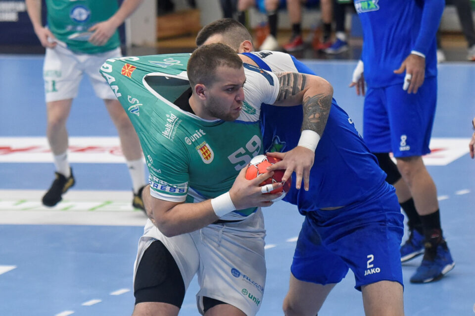 Еурофарм Пелистер ја забележа трета победа во серија во Европската лига