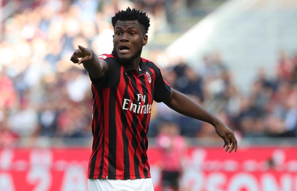 Милан преговара за продолжување на договорот со Кеси