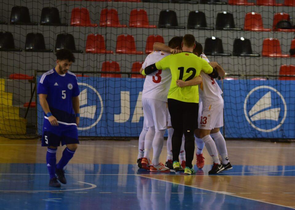 Футсал репрезентацијата освои бод против Романија