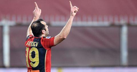 Горан Пандев постигна два гола за Џенова и испиша историја