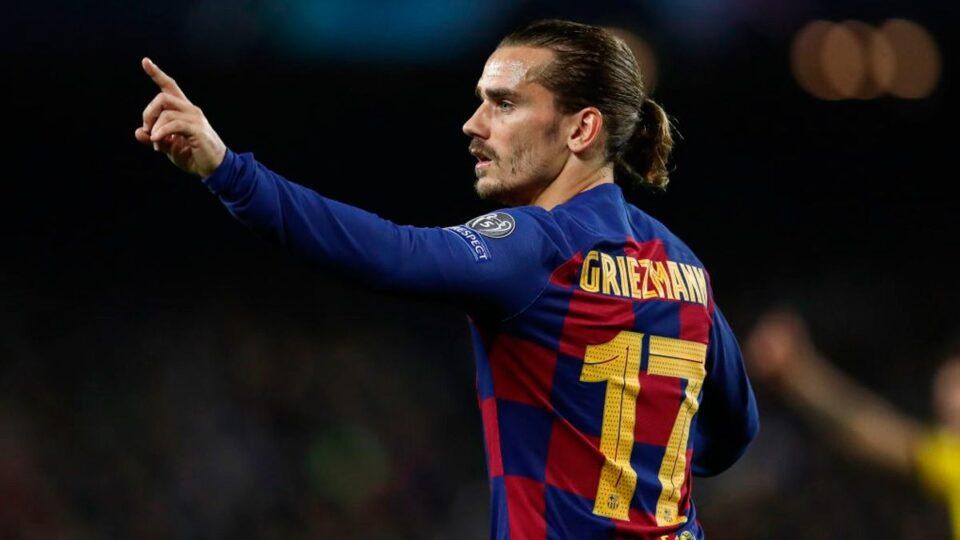 Гризман уверен дека Барселона ќе се бори за шампионската титула до крај