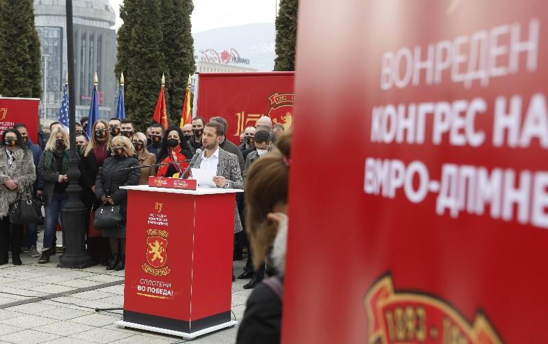 Иницијаторите за конгрес спуштаат, па исклучуваат телефони по бегството на Мијалков