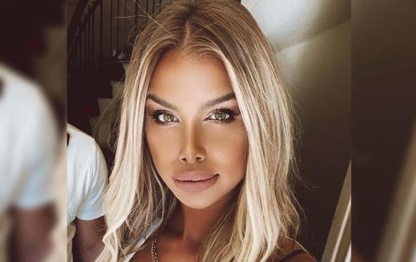 """""""Ураганката"""" ги запали социјалните мрежи: Популарната српска пејачка со своето провокативно издание ја полуде машката популација (ФОТО)"""