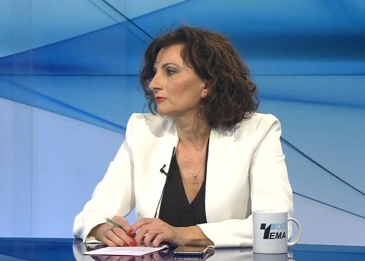 Ивановска: ЕУ, ГРЕКО и Транспаренси потврдуваат дека политиката влијае врз бизнисот