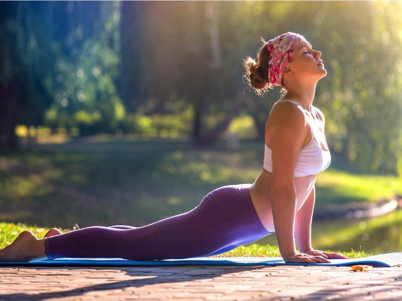 Со јога до здраво срце, овие вежби ве ослободуваат од стресот