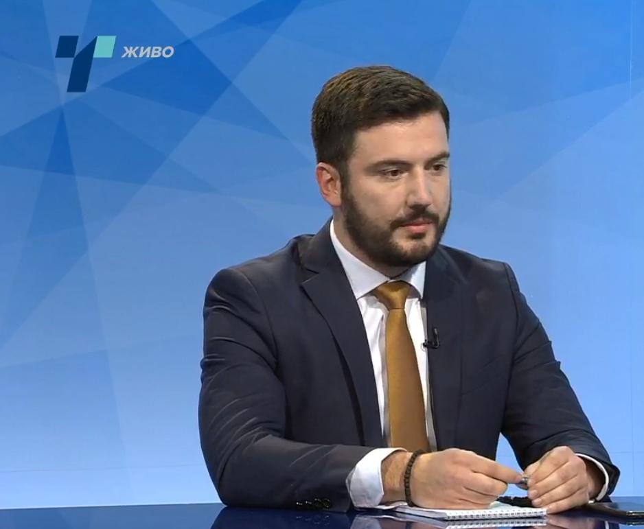 Јорданов: ВМРО-ДПМНЕ секогаш во интерес на граѓаните ја дава поддршката на клучните закони, иако власта ниту еден предлог нема прифатено особено во економијата