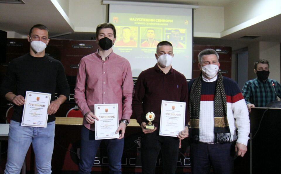 Карате Федерацијата ги Македонија ги прогласи најдобрите