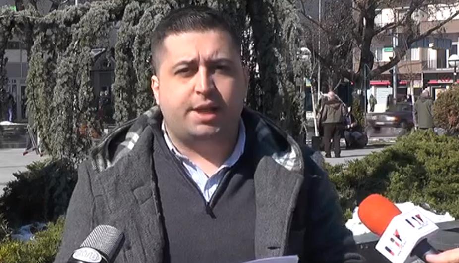 Од утре ВМРО-ДПМНЕ во Кавадарци на градскиот плоштад ќе собира потписи против спроведување на пописот