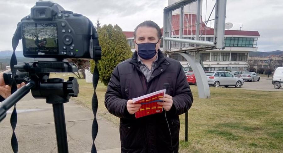 ВМРО-ДПМНЕ прашува: Колу тежи СДСМ Делчево, кога за потпишување пристапцини и состанок со Николовски изнајмуваат мултимедијален центар