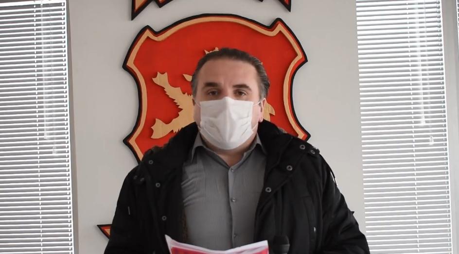 Анастасов: Николовски во Делчево ги злоупотребува институциите за партиски цели
