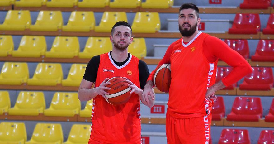 Крстевски : Треба да одиграме максимално ангажирано на сите натпревари