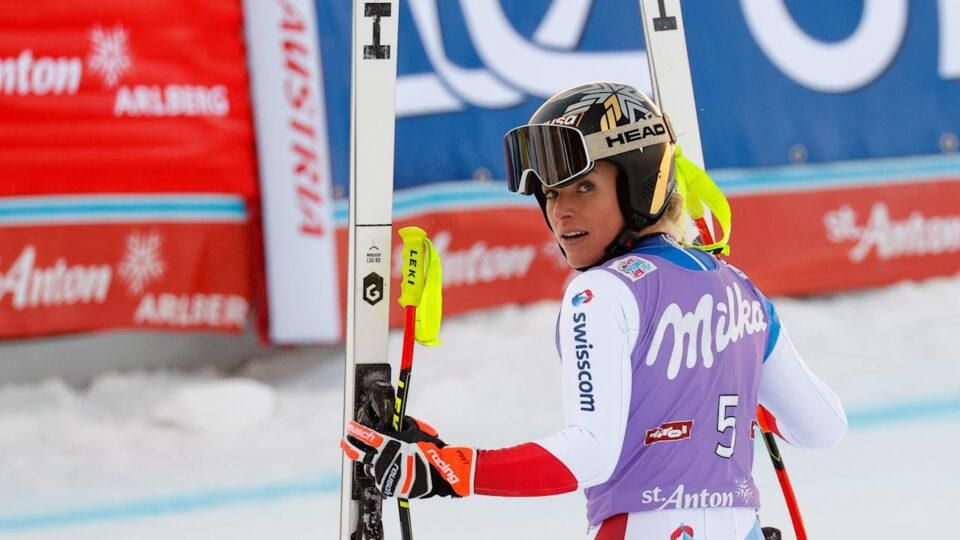 Лара Гут Бехрами победи во Вал ди Фаса
