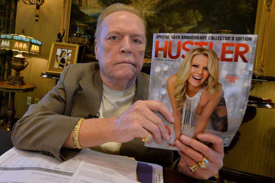 """Почина основачот на списанието за мажи """"Хастлер"""""""