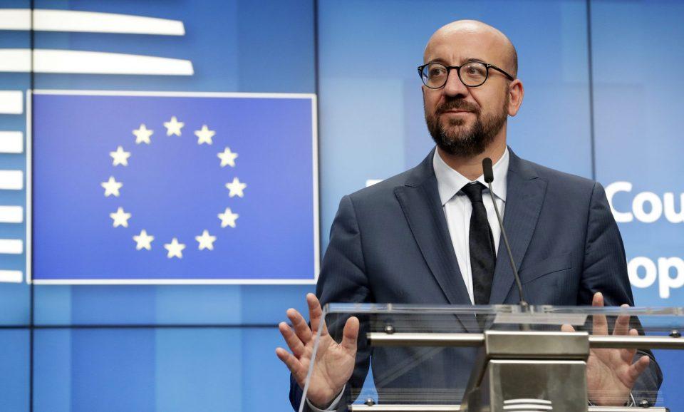 Мишел: Вакцинацијата е приоритет број 1 за ЕУ