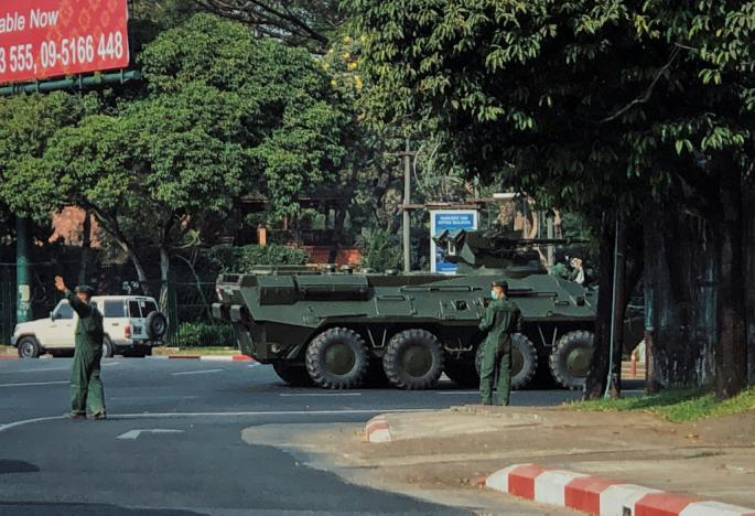 Мјанмар: После државниот удар, прекин на интернетот во целата земја
