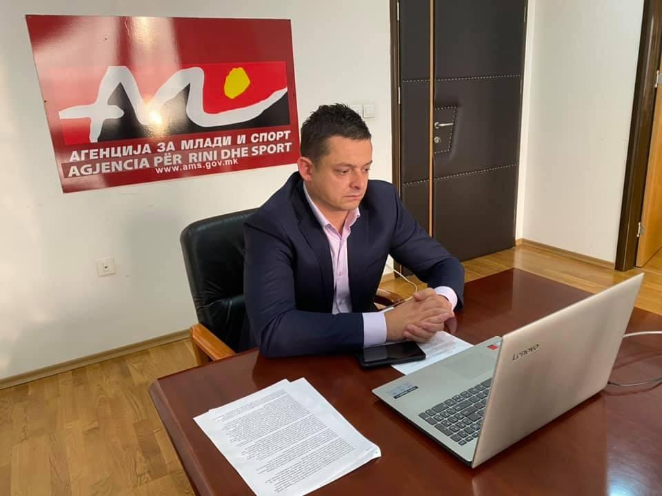 Мојсовски: Нашата главна цел е да се обезбеди системска поддршка