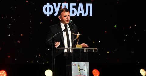 ФФМ најдобра федерација, Игор Ангеловски тренер на годината, Горан Пандев спортист на годината,фудбалската селекција најдобар национален тим за 2020 година
