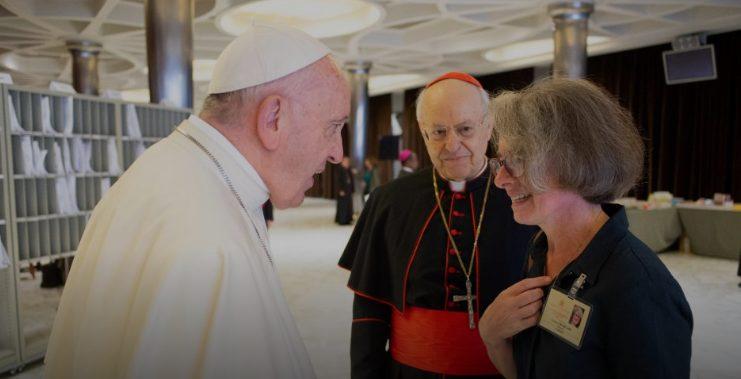 Именувана првата жена потсекретар на бискупискиот совет