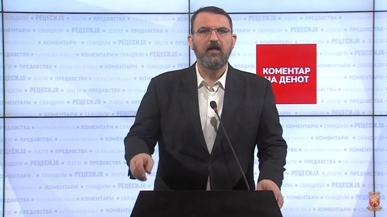 Стоилковски: Огласот за корупција на новинари се уште стои, Марин и СДСМ Аеродром сметаат на неказнивост