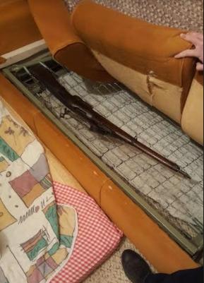 ФОТО: Приведен маж од прилепско, пронајдено оружје