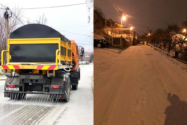 Скопско Нерези отсечено од Карпош- градоначалникот Богоев ја заборави Козле 3, додека цел ден се фали дека надлежните се на терен! (ФОТО)