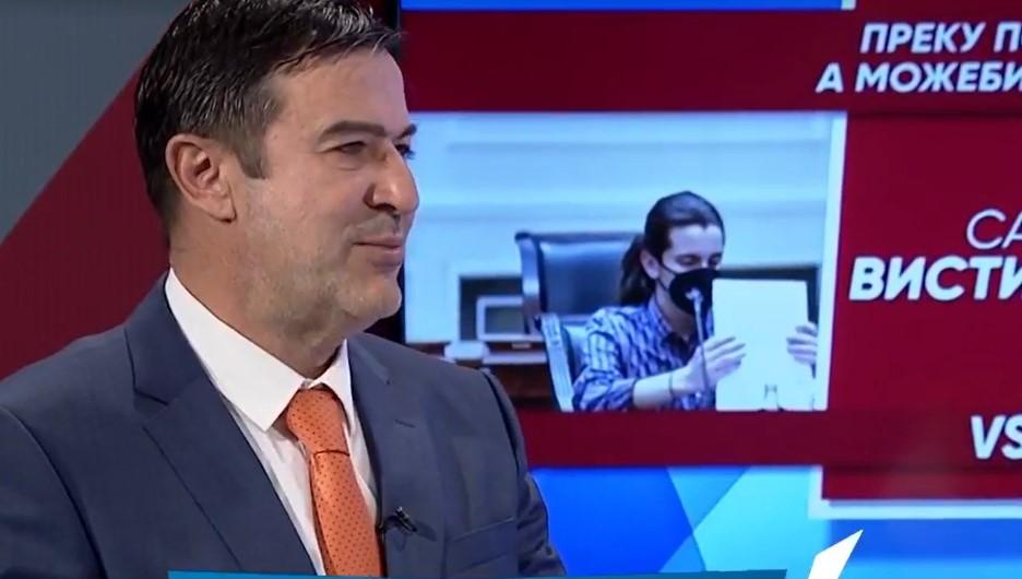 Пандов за иницијативата за Вонреден конгрес: Тоа се политички отпадници и луѓе кои одработуваат за Заев и СДСМ