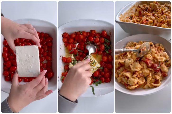 """Светот полуде по брзиот """"ТикТок"""" рецепт за совршена паста (ВИДЕО)"""