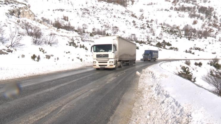 Главните регионални патишта во Пелагониско се проодни за сите возила