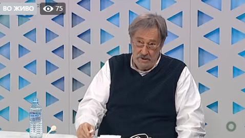 Сдсмовецот Арсовски призна: Политиката длабоко навлезе во културата поради власта