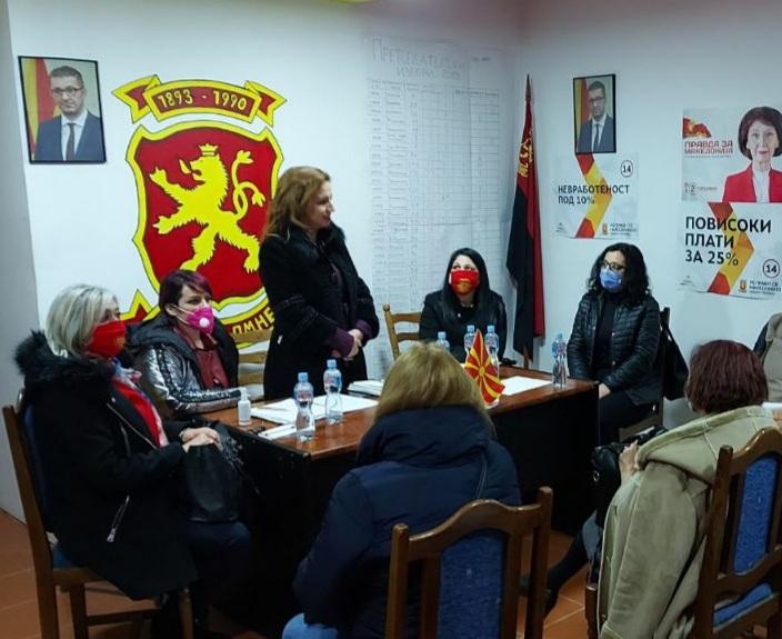 Пешевска во посета на Крива Паланка, Ранковце и Кратово