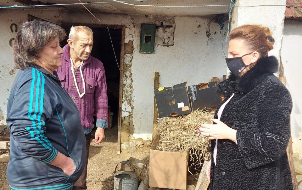 Пешевска со апел за помош: Да му помогнеме на семејството Цветковски и да направиме животот на овие луѓе да помине во нормални услови