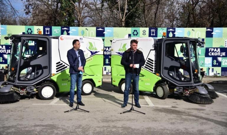Шилегов со градски пари купи машини од Анѓушев