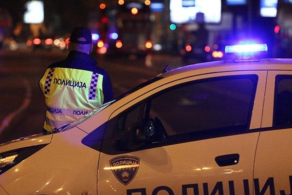 Полицијата во Скопје казни 217 возачи – 16 од нив за брзо возење
