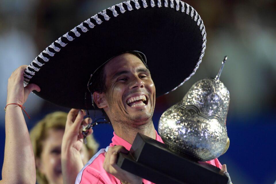 Рафаел Надал нема да настапи на АТП турнирот во Акапулко