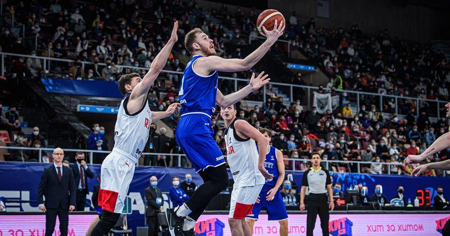 Русија победи против Естонија,на ред се нашите кошаркари !!!