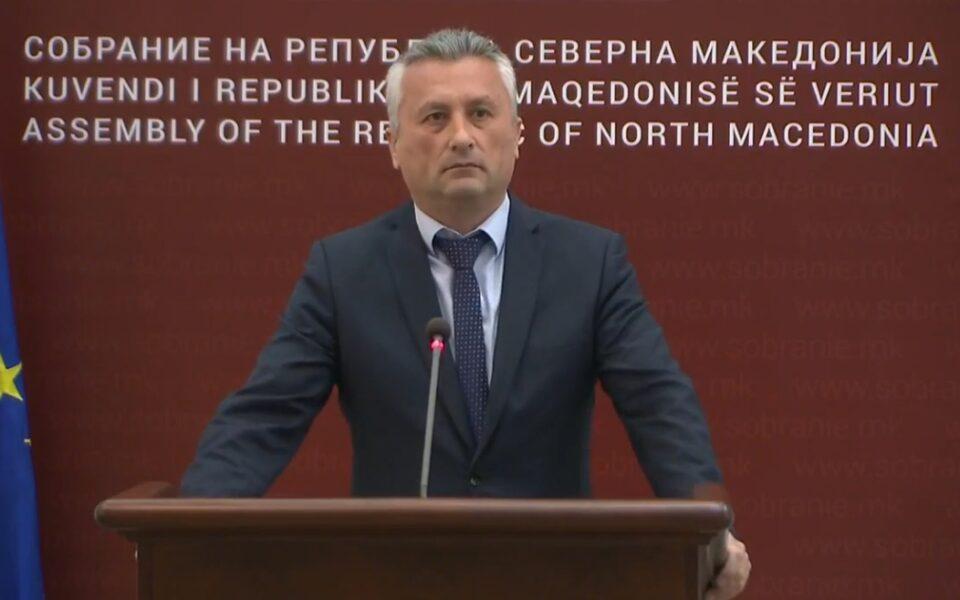 Сајкоски: Ги поднесовме потписите од Иницијативата за поништување на Законот за попис