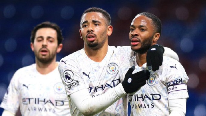 Манчестер Сити не знае за пораз
