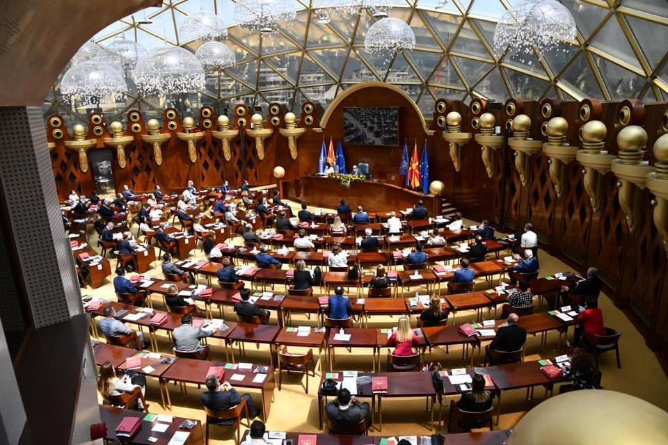 Вонреден инспекциски надзор во Собранието: Ковид-мерките се почитуваат, не се констатирани неправилности