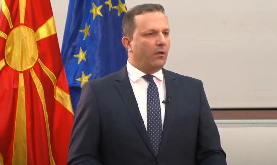 Демант на изјавата на Спасовски: 2019та не е Чулев министер, туку Спасовски, главниот логистичар на мафијата