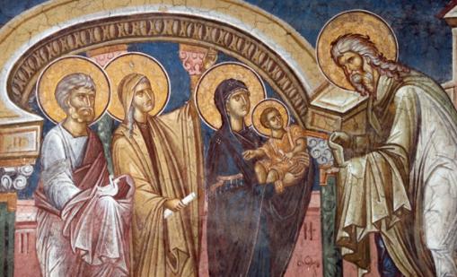 Денеска е Сретение Господово, празник кога се сретнуваат зимата и пролетта