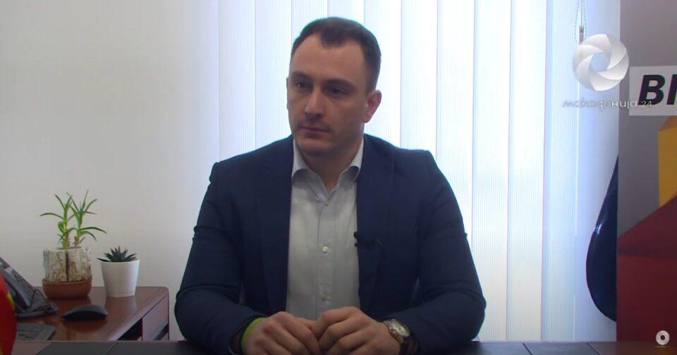 Андоновски: Македонија има постојано уназадување, а Владата наместо да ги поправи работите сака да ги прикрие со лажни вести